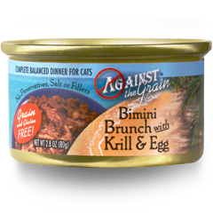 Canned Bimini Brunch with Krill & Egg