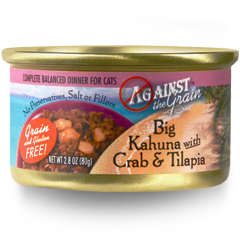 Canned Big Kahuna with Crab & Tilapia